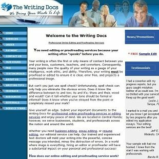 Thewritingdocs.com Review