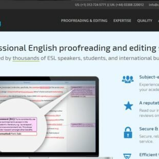 Proofreading.org Review